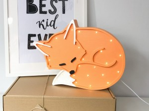 Lampka Happy Fox LIS